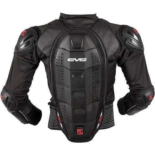 EVS Comp Jacket Adult Protective Suit Sports Bike Motorcycle Body Armor - Large/X-Large
