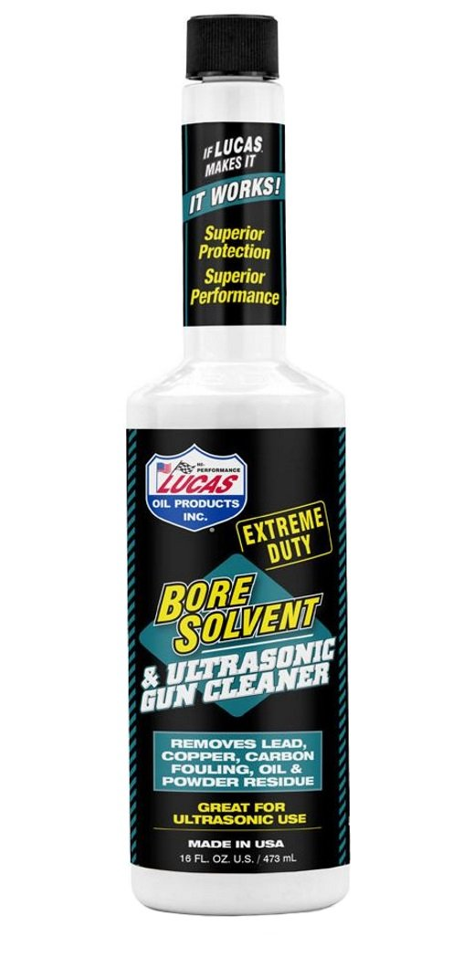 Lucas Oil 10918 1 Pack Extreme Duty Bore Solvent (16 Ounce) by Lucas Oil