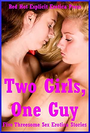 Two girls one guy threesome