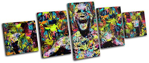 Bold Bloc Design - Conor Mcgregor UFC MMA Abstract for sale  Delivered anywhere in USA