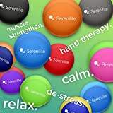 Serenilite Stress Ball & Hand Therapy Gel Squeeze
