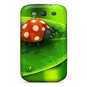 Case Cover Ladybug/ Fashionable Case For Galaxy S3