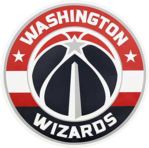 NBA Washington Wizards Outdoor Small Primary Logo Graphic Decal