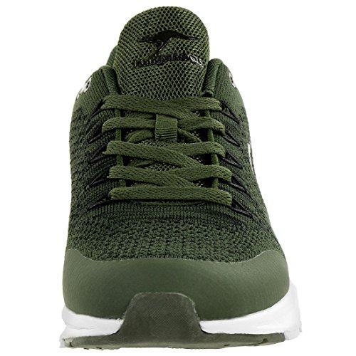 KangaROOS Grün Sneaker K Olive Josch Herren RwSrqIR