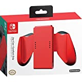 Power A Switch Joy con Comfort, Gris/Rojo - Standard Edition