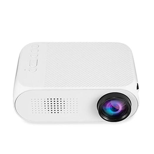 Proyector 1080P, proyector de Cine en casa Proyector LED de Alta ...
