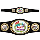 Kids Championship Award Belt with your custom artwork and text