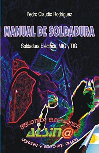 Descargar Libro Manual De Soldadura Pedro Claudio Rodriguez