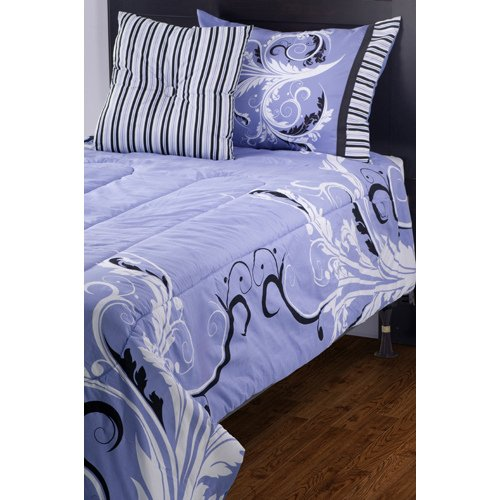 Rizzy Home Filligree Kids Bed Skirt, Twin BS0873 T BS