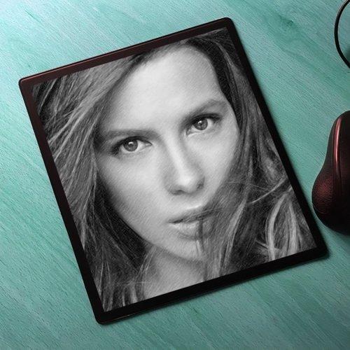 Seasons Kate Beckinsale - Original Art Mouse Mat #js001