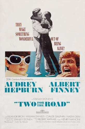 Two For The Road Poster #01 24x36in