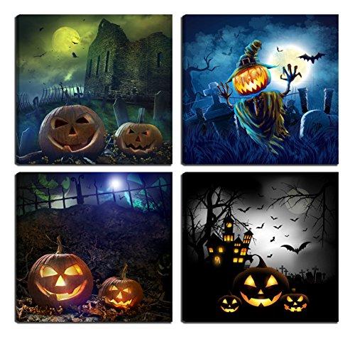Halloween Canvas - 8