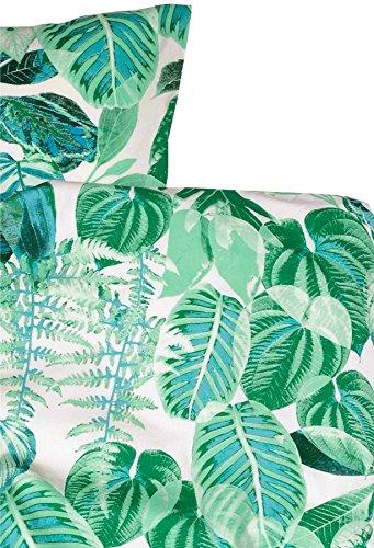 Botanical Tropical Plants Bedding Duvet Cover 2pc Piece