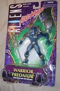 Amazon.com: Aliens Hive Wars - Warrior Predator with ...