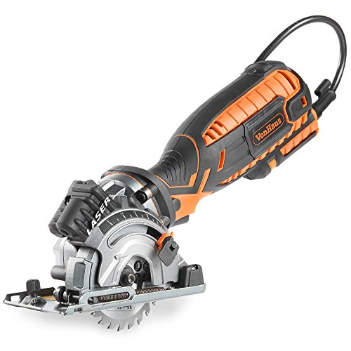 Hand held power saw