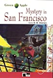 Mystery in San Francisco. Con audiolibro. CD Audio (Green apple)