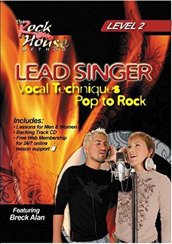 Lead Singer Vocal Techniques Pop to Rock Level 2 [Instant Access]