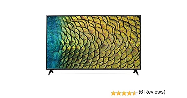 LG 55UK6300PLB Ultra HD TV 4K con Inteligencia Artificial ...