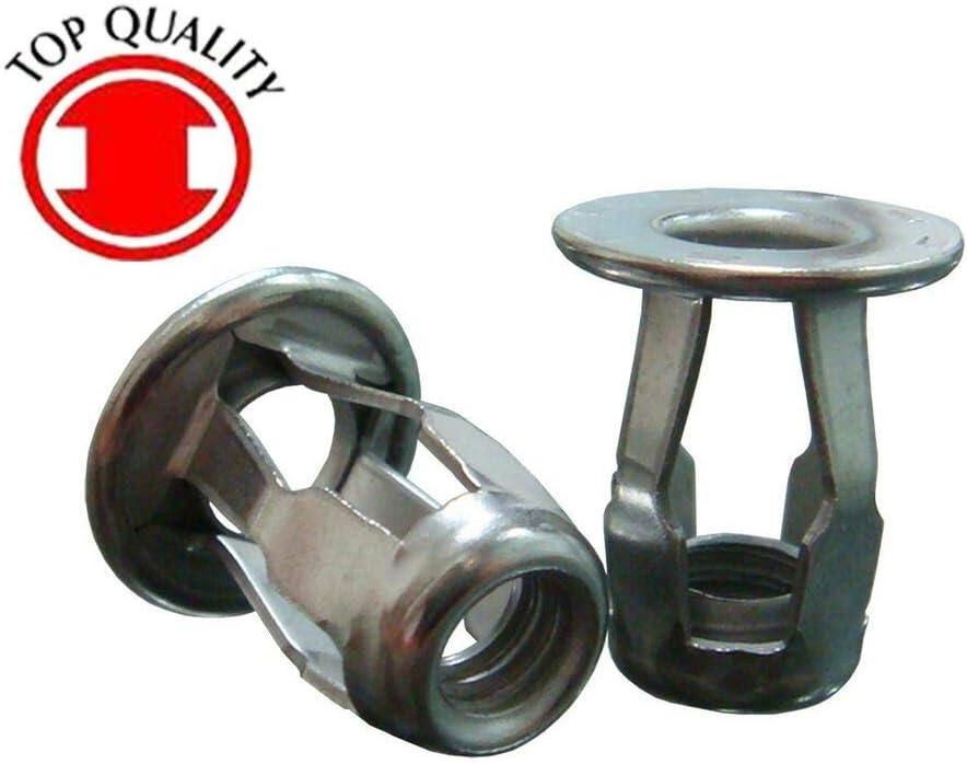 #10-24x0.71 10 pcs Stainless Steel Blind Jack Nut TJUS03