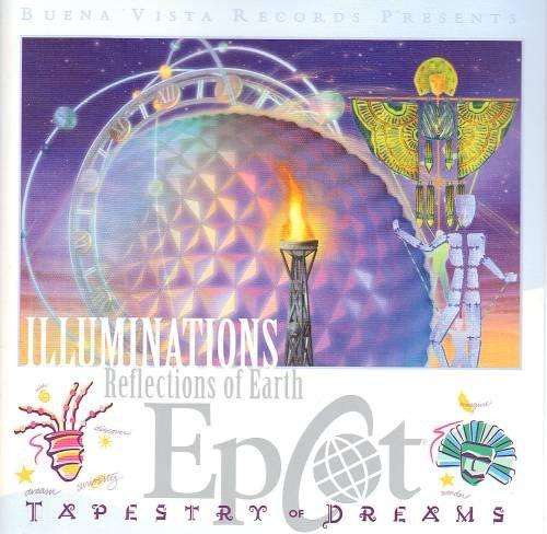 Disney Epcot Soundtrack - Tapestry of Dreams CD by Disney Theme Park Merchandise