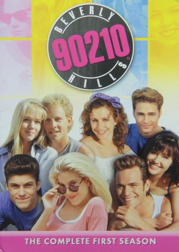 Beverly Hills, 90210: Season 1 (All 9 Seasons One Tree Hill)