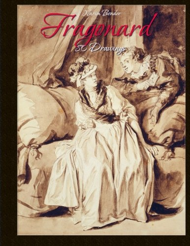 Fragonard: 80 Drawings