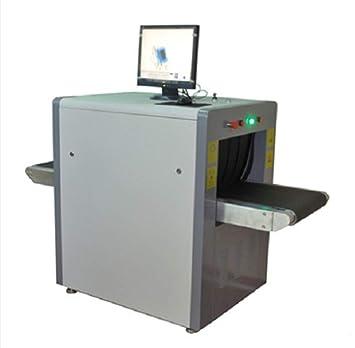 SEADOSHOPPING - Escáner de equipaje TCP/IP X-Ray, detector de metal,