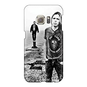 Samsung Galaxy S6 GYJ260hZOj Support Personal Customs Nice Apocalyptica Band Image Shockproof Hard Cell-phone Case -NataliaKrause