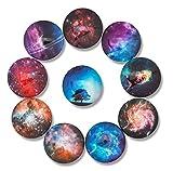 FF Elaine 10 Pack Star Sky Fridge Magnets