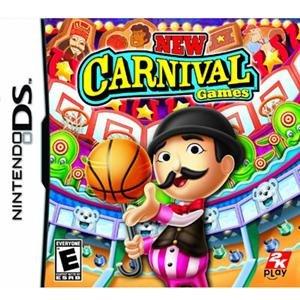 New Carnival Games DS (New Carnival Games Ds)