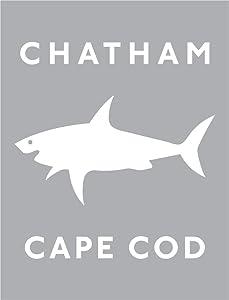 Chatham Cape Cod Shark Magnet