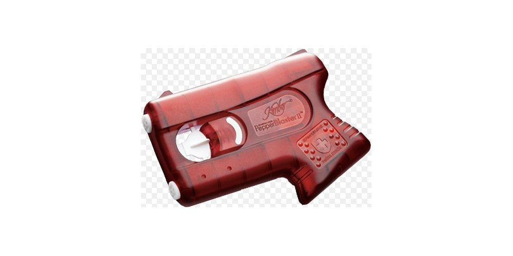 Kimber Pepperblaster II Newest Model Expires 12/2022 OR Later in Retail Packaging (RED EXP 12/2022)