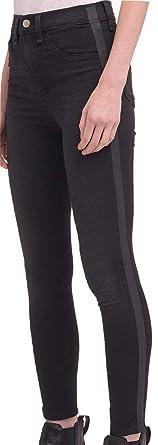 d688bc24592b4f Rag   Bone JEAN Women s High-Rise Ankle Skinny Stripe Jeans