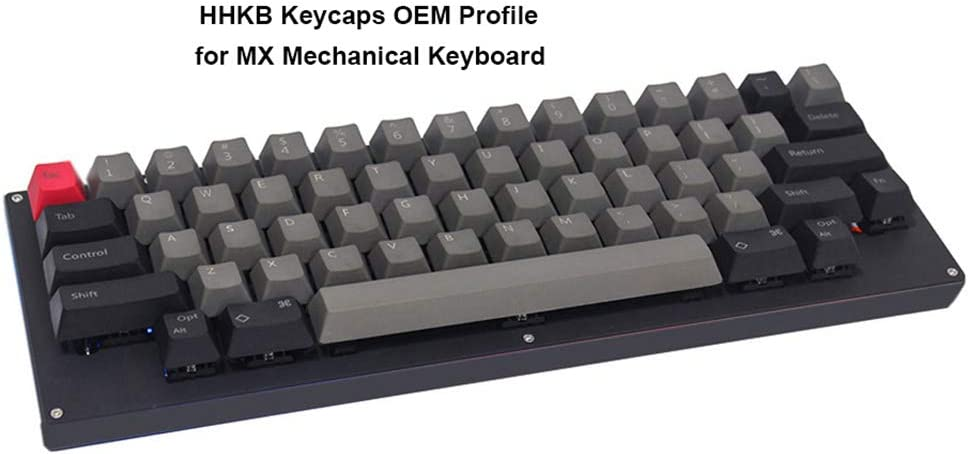 Amazon Com Npkc Hhkb Keycaps Pbt Oem Profile Fit Cherry Mx