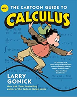 Amazon the cartoon guide to physics cartoon guide series the cartoon guide to calculus cartoon guide series fandeluxe Choice Image
