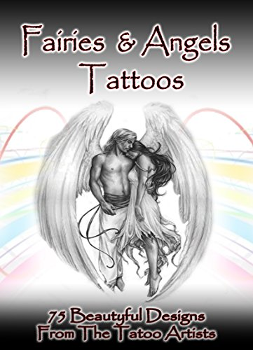 Fairies & Angels Tattoo Designs 75 Beautiful  From  The Tattoo -