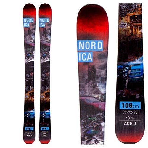 Nordica Ace Jr. Kids Skis