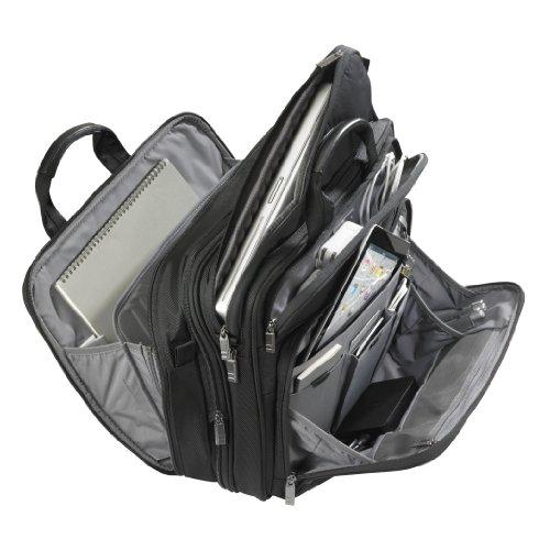 Briggs & Riley @ Work Luggage Large Expandable Brief, Black by Briggs & Riley (Image #2)