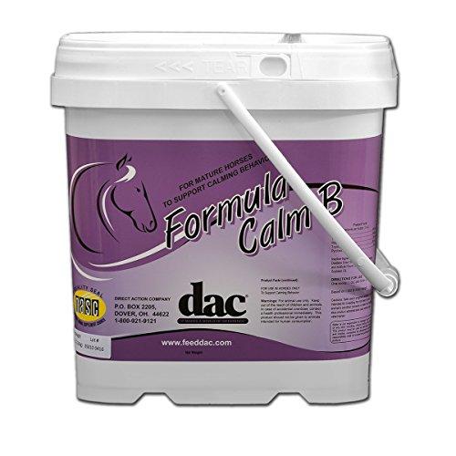 dac Formula Calm B, 5 lb, Approx 80 servings for 1 horse