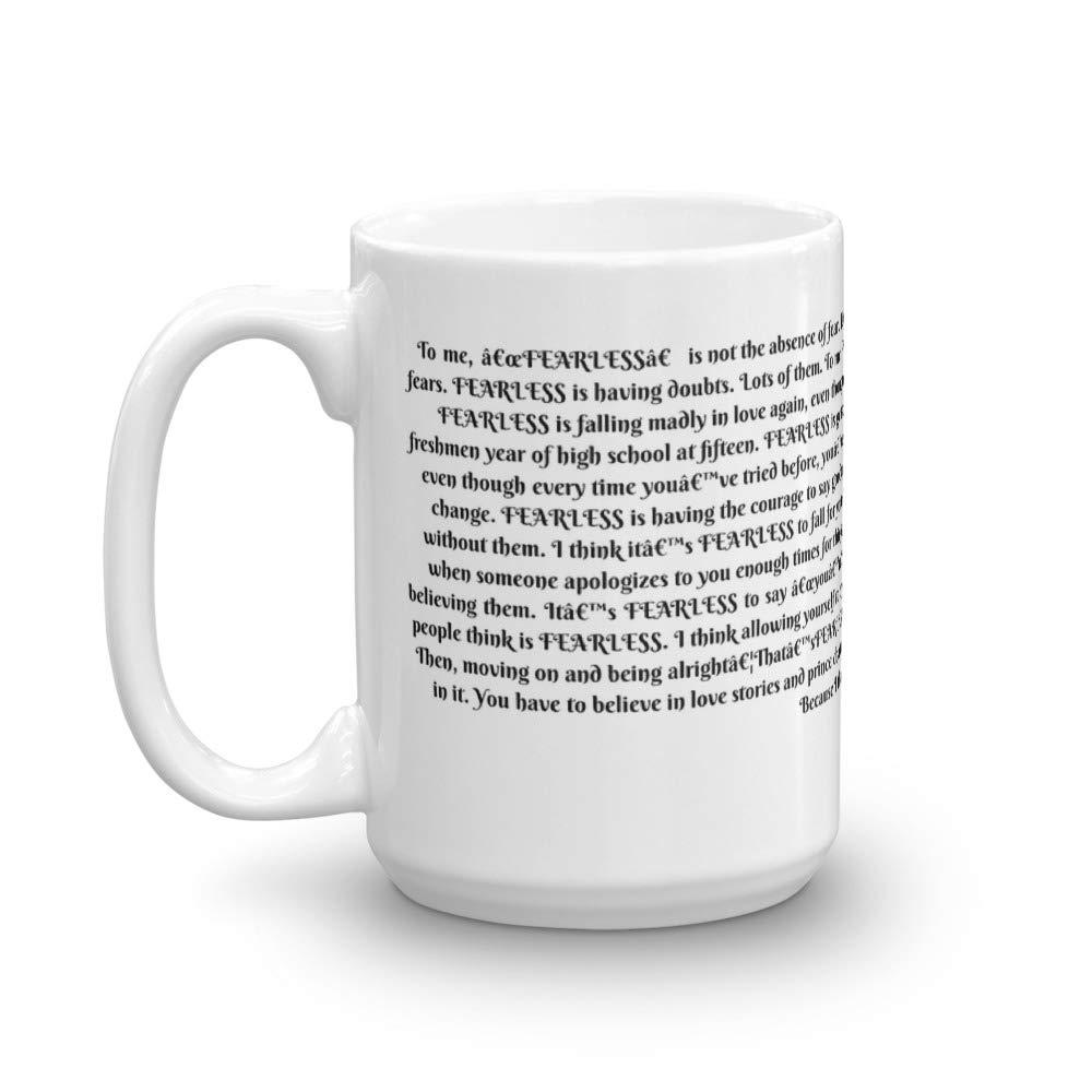 Amazon com   Tyna Ho Taylor Swift Gift For Men & Women 15 Oz: Coffee