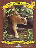 We Both Read-Wild Animals of the United States, Dev Ross, 1601152337