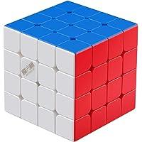 D-FantiX Qiyi Wuque Mini M 4x4 Speed Cube Stickerless Mini Wuque M 4x4x4 Speed Cube Magnetic Puzzle 60mm