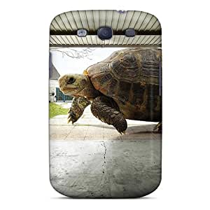 OSfAa56250rFkiP ButterflyValley Awesome Case Cover Compatible With Galaxy S3 - Huge Tortoise