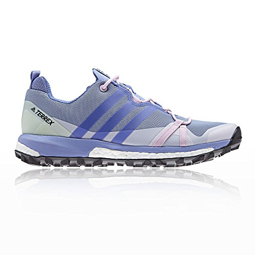 best loved 63c29 127a5 adidas Donna Terrex Two Boa Trail Scarpe da Ginnastica Corsa Sneakers Nero  Blu - mainstreetblytheville.org