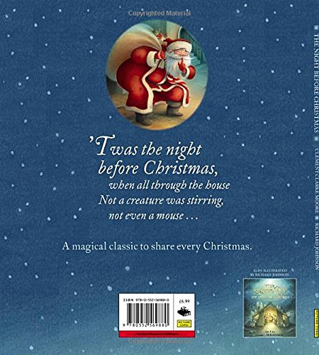 The Night Before Christmas: Amazon.co.uk: Clement C Y Moore ...
