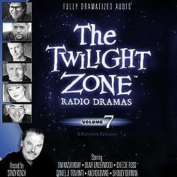 The Twilight Zone Radio Dramas, Volume 7