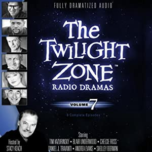 The Twilight Zone Radio Dramas, Volume 7 Radio/TV Program