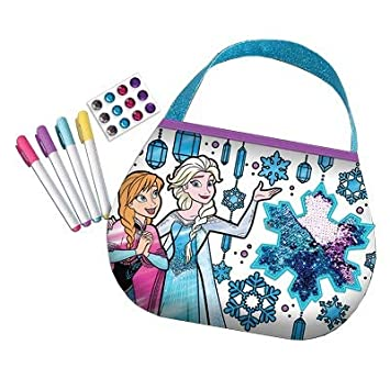 Amazon.com: Disney Frozen Color N Style - Kit de actividad ...