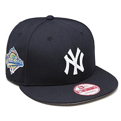 New Era New York Yankees MLB Snapback Hat Cap World Series 1996 Side Patch