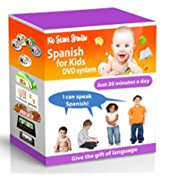 SPANISH FOR KIDS: Early Language Learning System (Spanish in just 20 minutes)...
